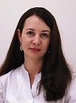 Ефимова Евгения Валерьевна